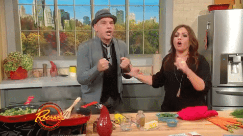 Greatest Mustard in the World -Chef Michael Symon & Rachael Ray