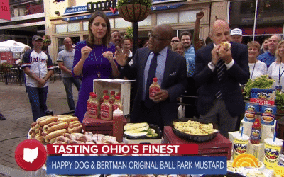 NBC Today Show – Ohio's Finest Food