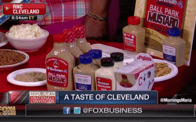 Mornings with Maria – Fox Business Network Cleveland Eats