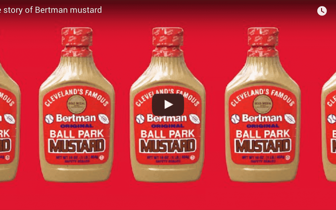 Bertman Original Ball Park Mustard featured on Cleveland.com!