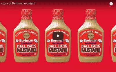 Bertman Original Ball Park Mustard featured on Cleveland.com!