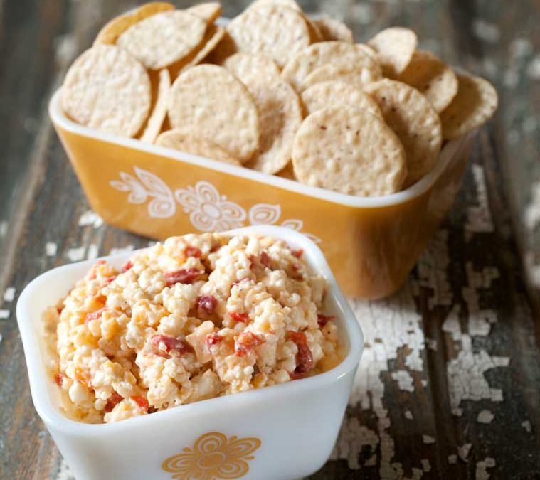Spice Kitchen & Bar Pimento Cheese
