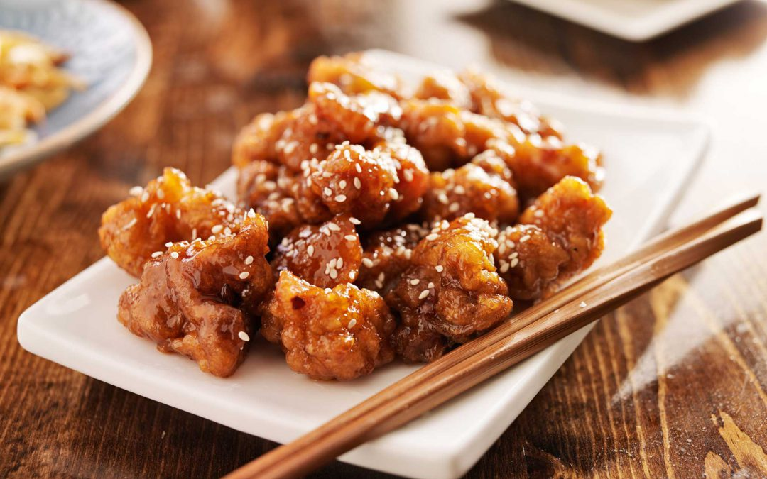 Bertman Sesame Chicken