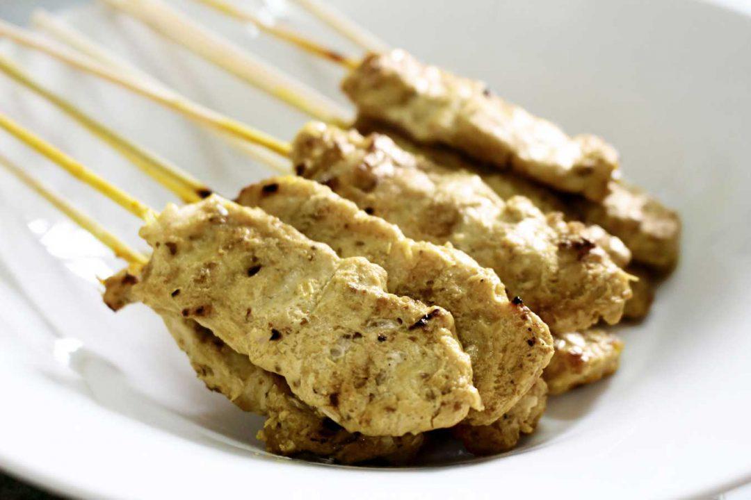 Bertman's Asian-Style Mustard Rub