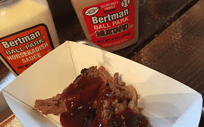 Why CLE Article About Bertman BBQ at Proper Pig Smokehouse