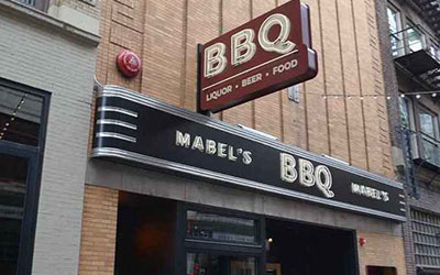 "USA Today – ""Mabel's has some of the best ribs in America"""