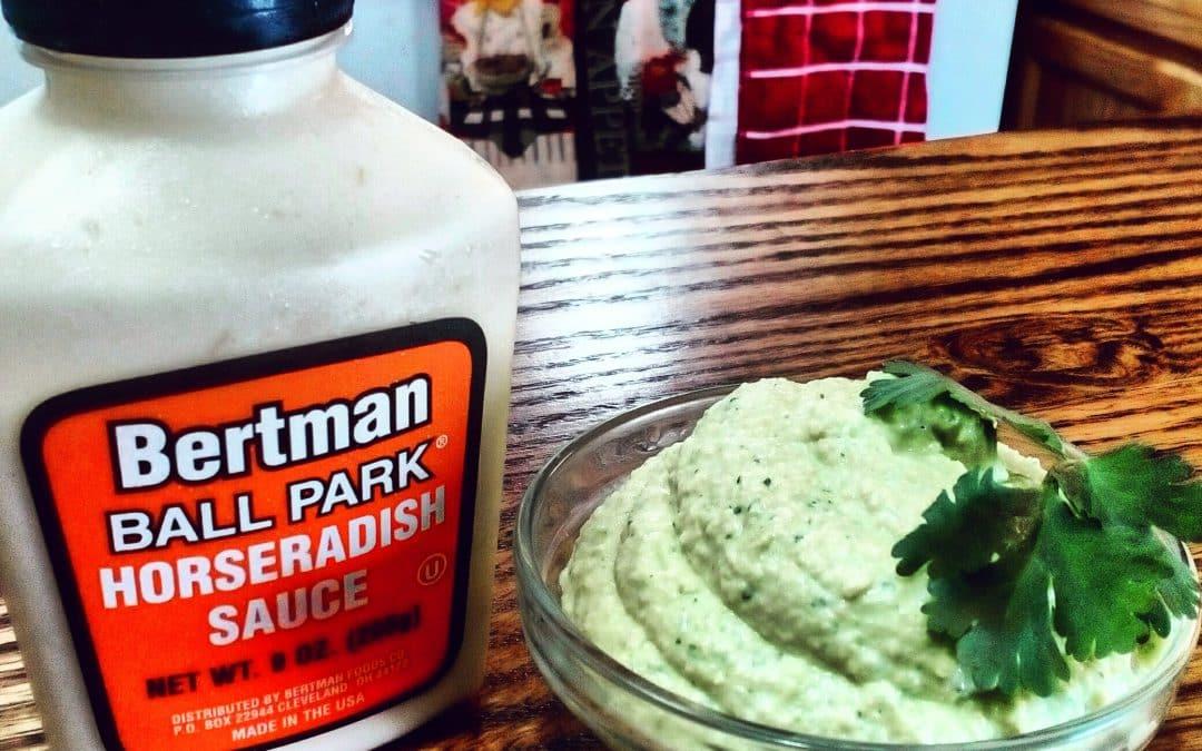 Bertman Spicy Guacamole
