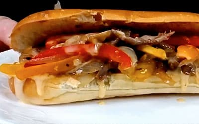 Chef Matt's 'Ultimate Philly Cheese Steak' Recipe