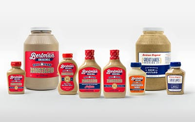 Bertman Launches New Packaging and Updated Branding
