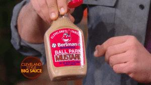 Chef Michael Symon, Rachael Ray, Bertman Ball Park Mustard