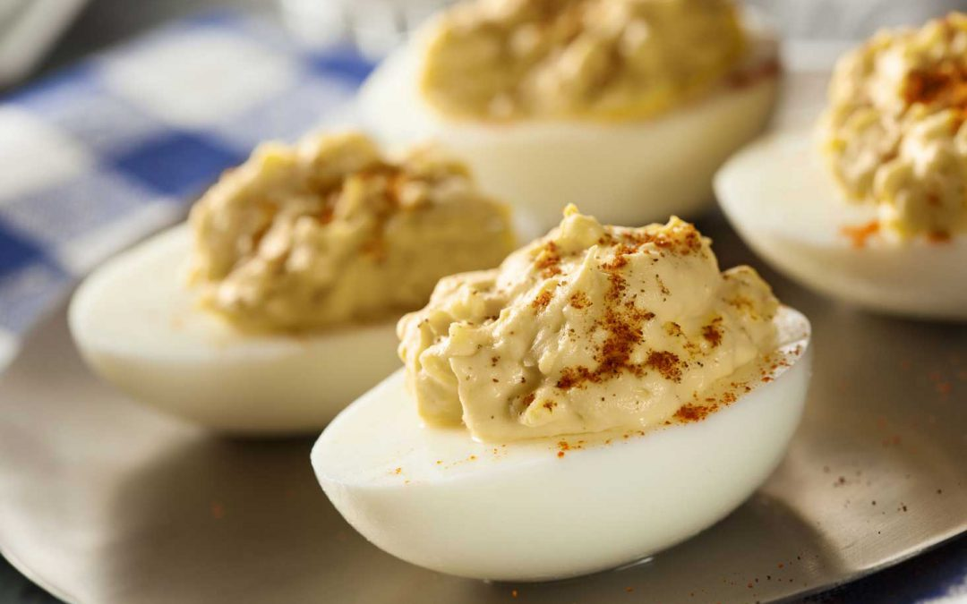 Bertman Deviled Eggs
