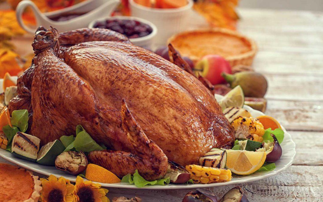 Bertman Turkey Dinner