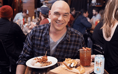 "Michael Symon's ""Playing with Fire"" Book Featured on Cleveland.com"