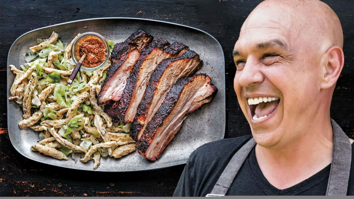 Michael Symon's Recipe for Cleveland-Style Smoked Pork Belly Featured by Daily Beast