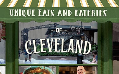 Bertman Featured in 'Unique Eats and Eateries of Cleveland' Book