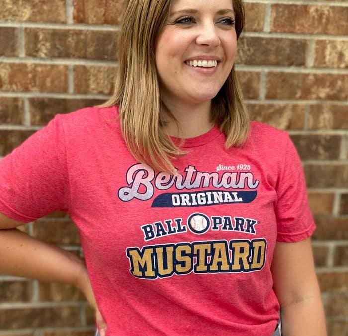 RALLYXCOLLAB with Bertman Original Ball Park Mustard