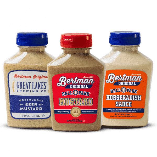 Bertman 3-Pack