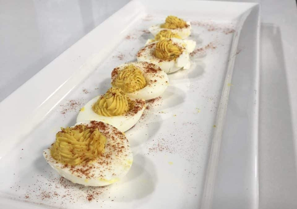 Rocco's Deviled Eggs